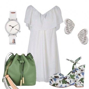 Outfit Ali di farfalla