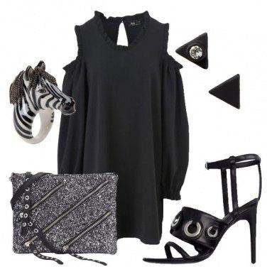 Outfit Zebra