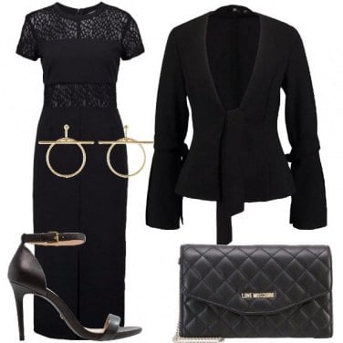 Outfit Lunghezza particolare