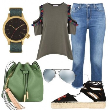 Outfit Finalmente weekend