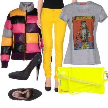 Outfit Fiorucci mon amour