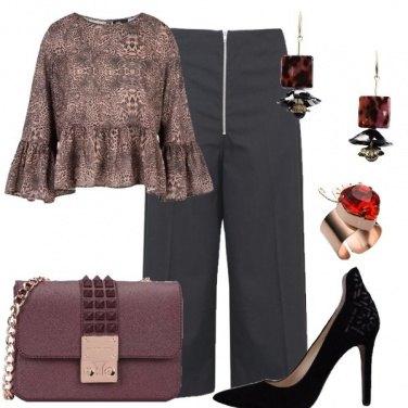 Outfit Un tocco di eleganza