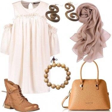Outfit L\'orecchino spirale