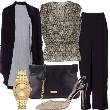 Outfit Dettaglio strass