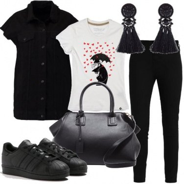 Outfit In alto l\'amore