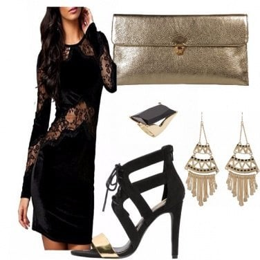 Outfit Capodanno low cost
