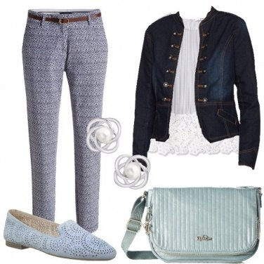 Outfit E\' tempo di pantaloni