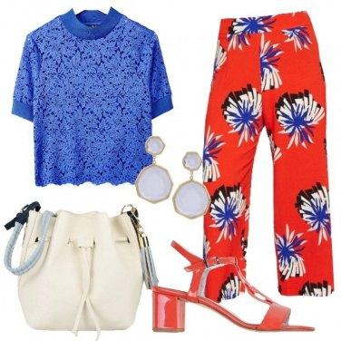 Outfit Curata e femminile