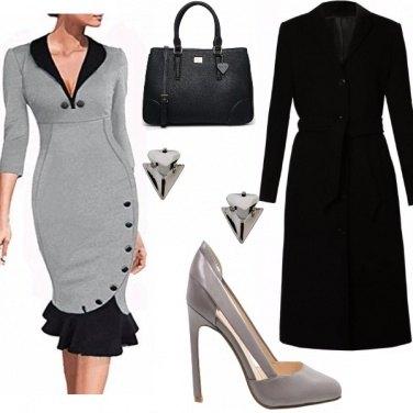 Outfit Un\'idea per l\'ufficio...
