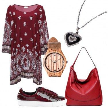 Outfit L\'abito a tunica