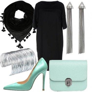 Outfit La bellezza del turchese
