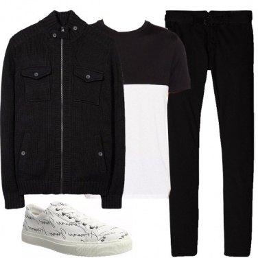 Outfit Delle sneakers particolari