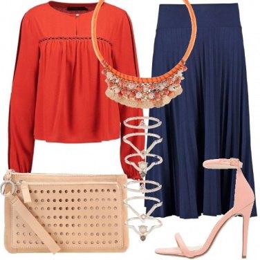 Outfit Colorazione fuori dagli schemi