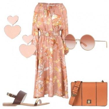 Outfit Figlia dei fiori