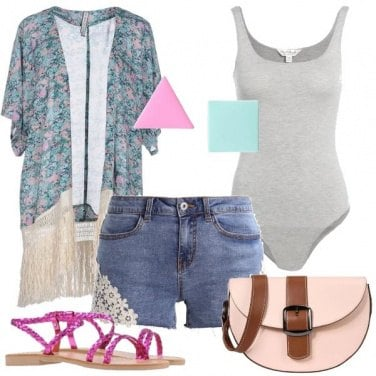 Outfit Un pic nic in spiaggia