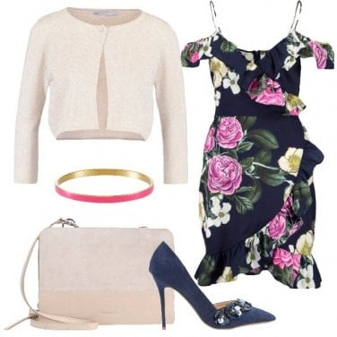 Outfit Fresca come una rosa