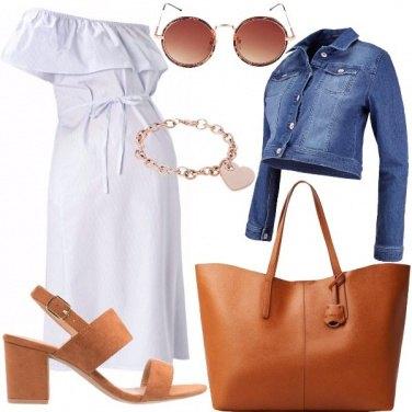 Outfit Passeggiata in dolce attesa