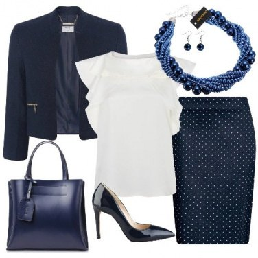 Outfit Una perfetta signora