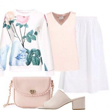 Outfit Una romantica passeggiata