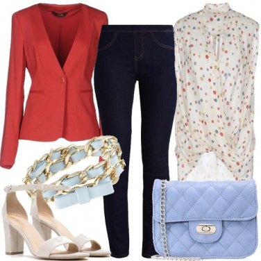 Outfit Delicata d\'animo