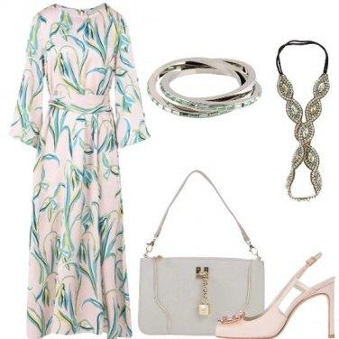 Outfit L\'abito romantico
