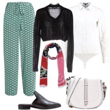 Outfit Classica e moderna