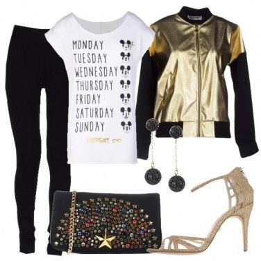 Outfit La settimana addosso
