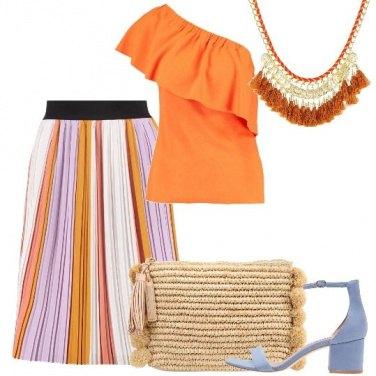 Outfit Colori e Intrecci