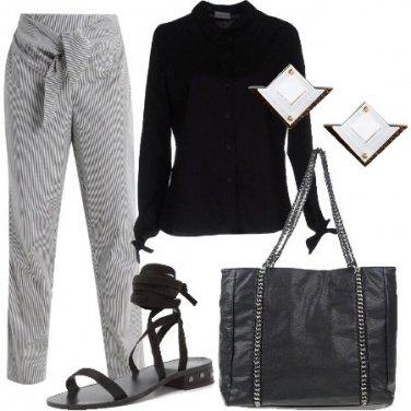 Outfit Giornate fuori casa