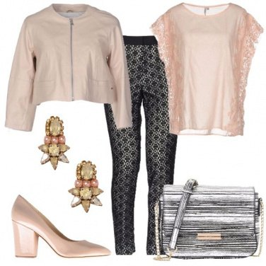 Outfit Amore per il pizzo