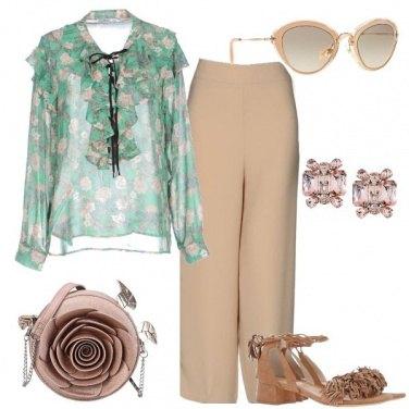 Outfit Tocchi romantici