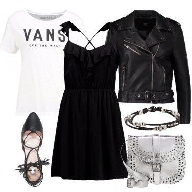 Outfit Abbinamento di tendenza