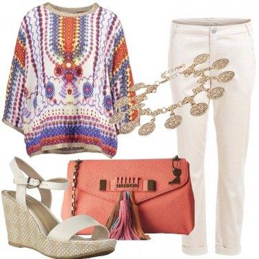 Outfit Giornata e serata a colori
