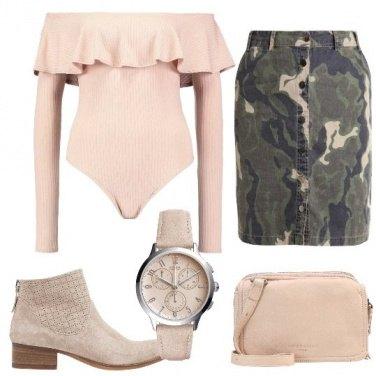 Outfit Delicata, ma non troppo