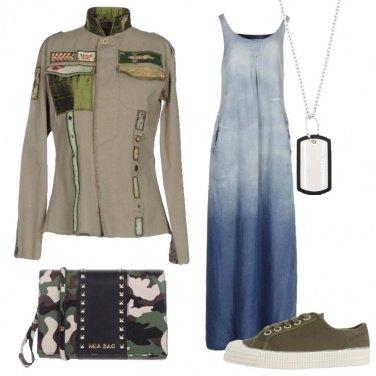 Outfit Militare in città