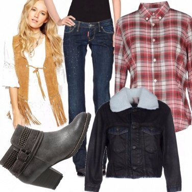 Outfit Atmosfere country