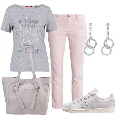 Outfit Toni neutri