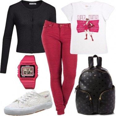 Outfit Super mamma