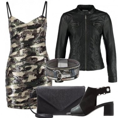 Outfit Il camouflage a modo mio