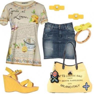 Outfit Una granita al limone
