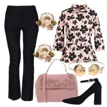 Outfit Voglia di fiori