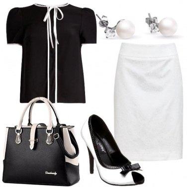 Outfit Con i fiocchi