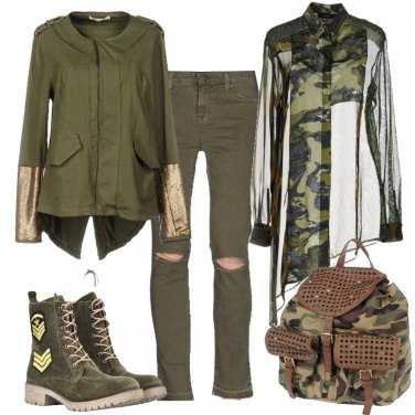 Outfit Sull\'attenti