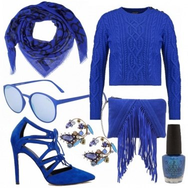 Outfit Scarica elettrica