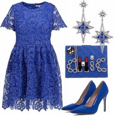 Outfit Periodo blu