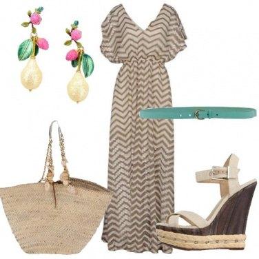 Outfit Moda con le fibre naturali