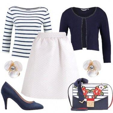 Outfit La marinière