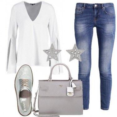 Outfit Una splendida scarpa