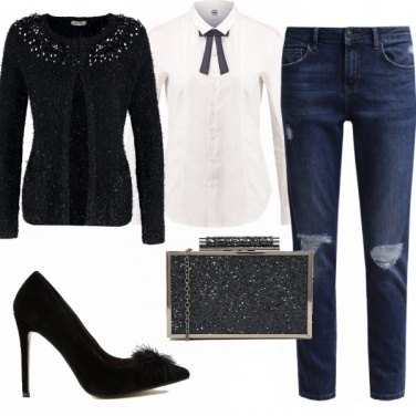 Outfit Il mio amato jeans!!!