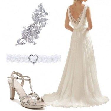 Outfit Sposa a budget ridotto